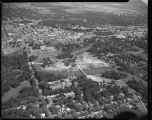 Aerial over Red River cutoff, July 1959