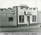 Castle Cafe, Williston, N.D.
