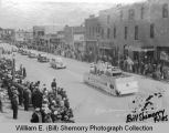 Upper Missouri Band Festival 1935, Williston, N.D.