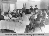 Homesteading Women Party in Great Northern Hotel, Williston, N.D.