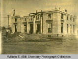 Post Office Construction, Williston, N.D.