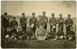 Springbrook Band portrait, Springbrook, N.D.