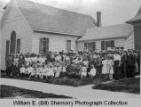 Congregational Church Children's Day, Williston, N.D.