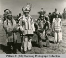 Fort Buford Celebration, Dr. Ken Leonard Garrison and Chief Frank White Buffalo Man, Grandson of...