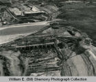 Garrison Dam, Aerial Progress Shot #5, N.D.