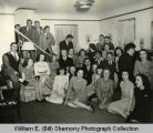 Party for Patricia Travers, Williston, N.D.