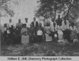 African Americans in early days, Williston, N.D.