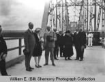 Roosevelt Bridge Dedication, Watford City, N.D.