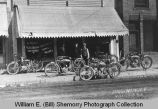 A. Munz Motorcycles, Williston, N.D.
