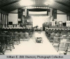Williston Armory, Del Monte Food Display, N.D.