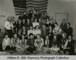 American Legion Celebration, Group in Costume, Williston, N.D.
