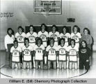 UND-Williston Tetons Women's team portrait