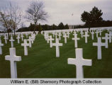 French Cemetery after WWII D-Day