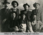First settlers in Williston, N.D.