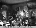 House interior, Wildrose, N.D.