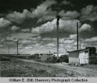 Williams Electric Cooperative Inc. power lines