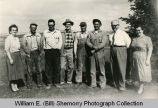Williams Electric Cooperative Inc. personnel