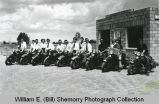 Wildrose Buds Motorcycle Club Members, Williston, N.D.