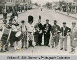 Elks Clown Band, Williston, N.D.