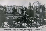 Congregational Church cornerstone laying, Williston, N.D.