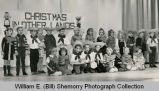 Children's Christmas performance, Williston, N.D.