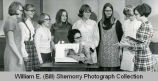 Williston High School Home Economics class, Williston, N.D.