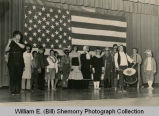 Independence Day performance, Williston, N.D.