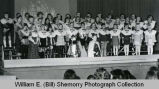 Christmas children's performance, Williston, N.D.