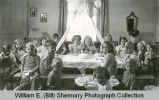 Children's birthday party, Williston, N.D.