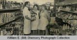 Grocery store staff, Williston, N.D.