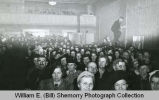 Crowd in Armory, Williston, N.D.