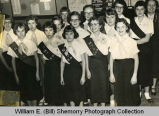 Girl Scouts, Williston, N.D.