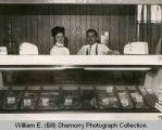 Meat counter employees, Williston, N.D.