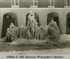 UND-Williston ice art, N.D.