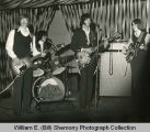 Williston High School prom band, N.D.
