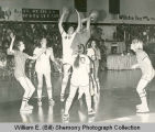 Williston Coyotes versus unknown team, Williston, N.D.