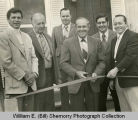 Ribbon cutting, Williston, N.D.