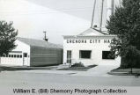 Grenora City Hall, Grenora, N.D.