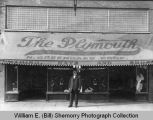 The Plymouth, exterior, Williston, N.D.