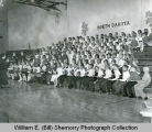 Choir concert, Williston, N.D.