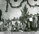First Union Church, Hanging of the Greens ceremony, Williston, N.D.