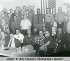 Williston Fire Department meeting, N.D.