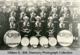 Williston American Legion band portrait