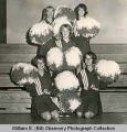 Wildrose Roses cheerleaders portrait
