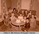 Birthday party, Williston, N.D.