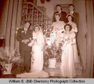 Fitzpatrick-Henson wedding, Williston, N.D.