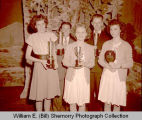 4-H Trophies awarded at banquet, Williston, N.D.