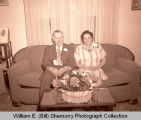 Clarence Oppens 25th Wedding anniversary, Williston, N.D.