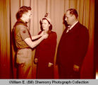 Eagle Scout badges presented to Stockmans, Williston, N.D.