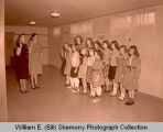 Girl Scout Troop #3, Williston, N.D.